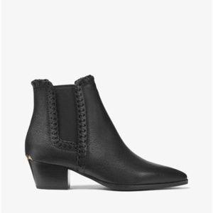 Michael Kors black ankle boot